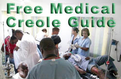 medical creole guide